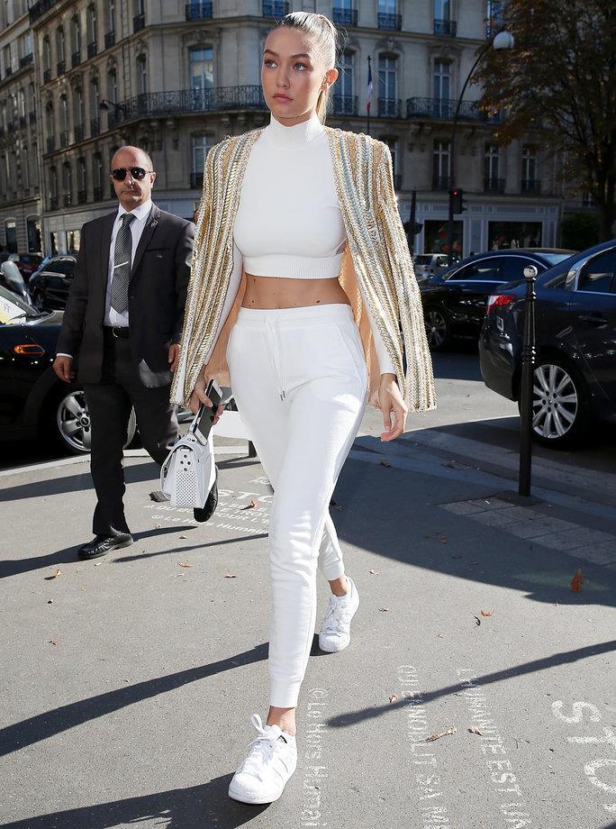 Pantalones De Chandal Mujer Asi Se Llevan Segun Las Famosas