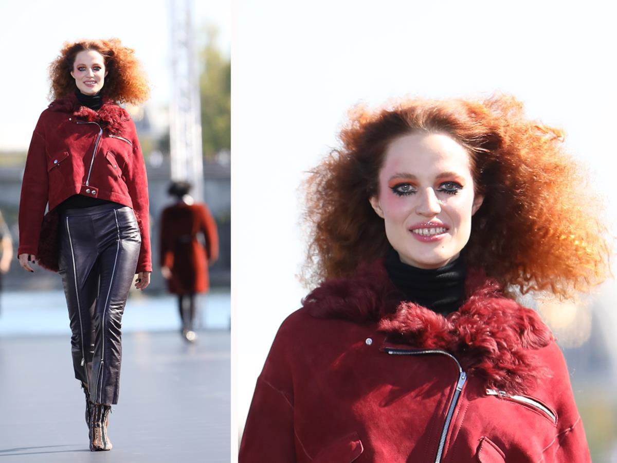 e82c480e4d3a Las tendencias de maquillaje L Oréal Paris en su desfile en el Sena ...
