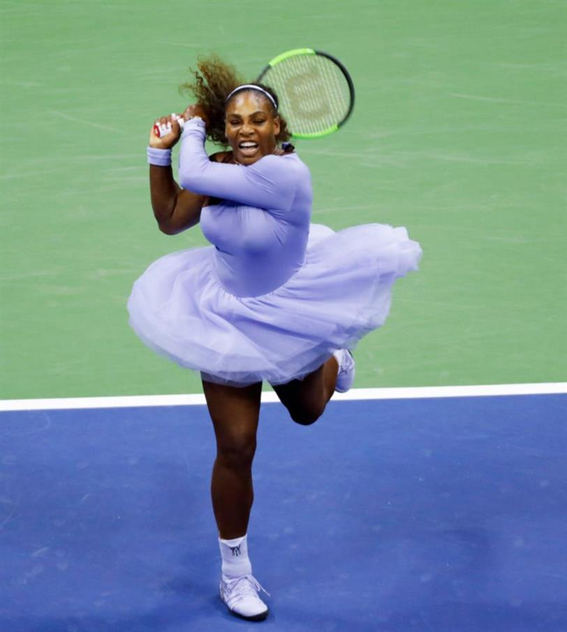 Serena Williams cancer de mama