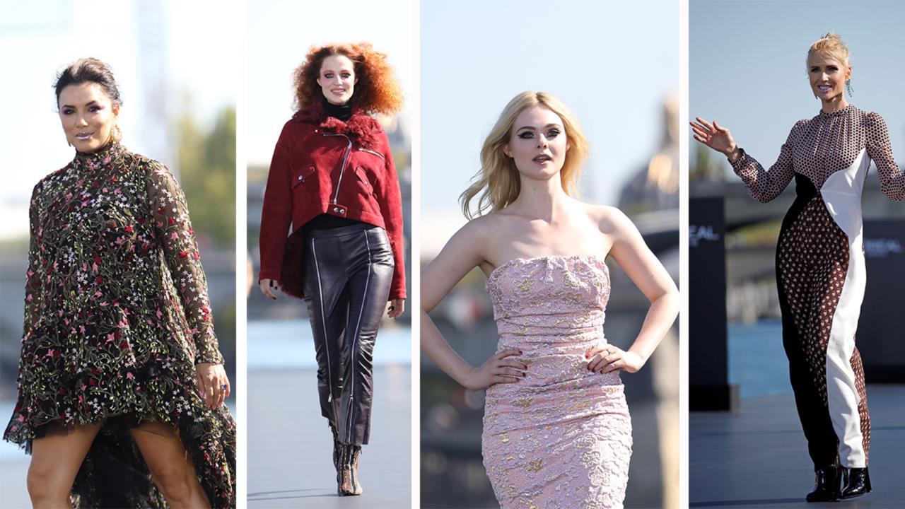 766f09773c64 tendencias-maquillaje-loreal-paris-fashion-week. Las tendencias de  maquillaje