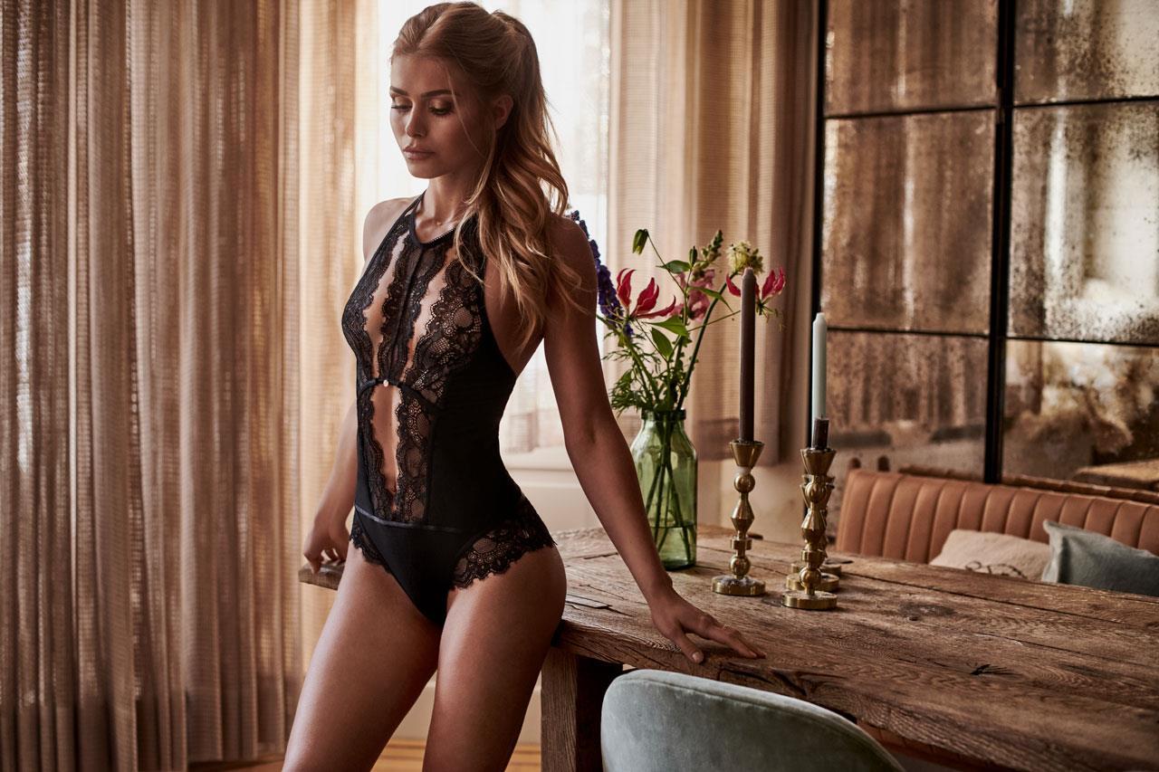 22892083c38c Lencería sexy de mujer: cómo llevar la más provocativas del otoño ...
