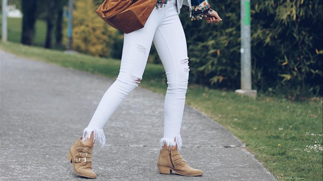 Chic BoyfriendPor Con Pantalones 'look Looks Vaqueros Mujer5 And iwOuTPkXZl