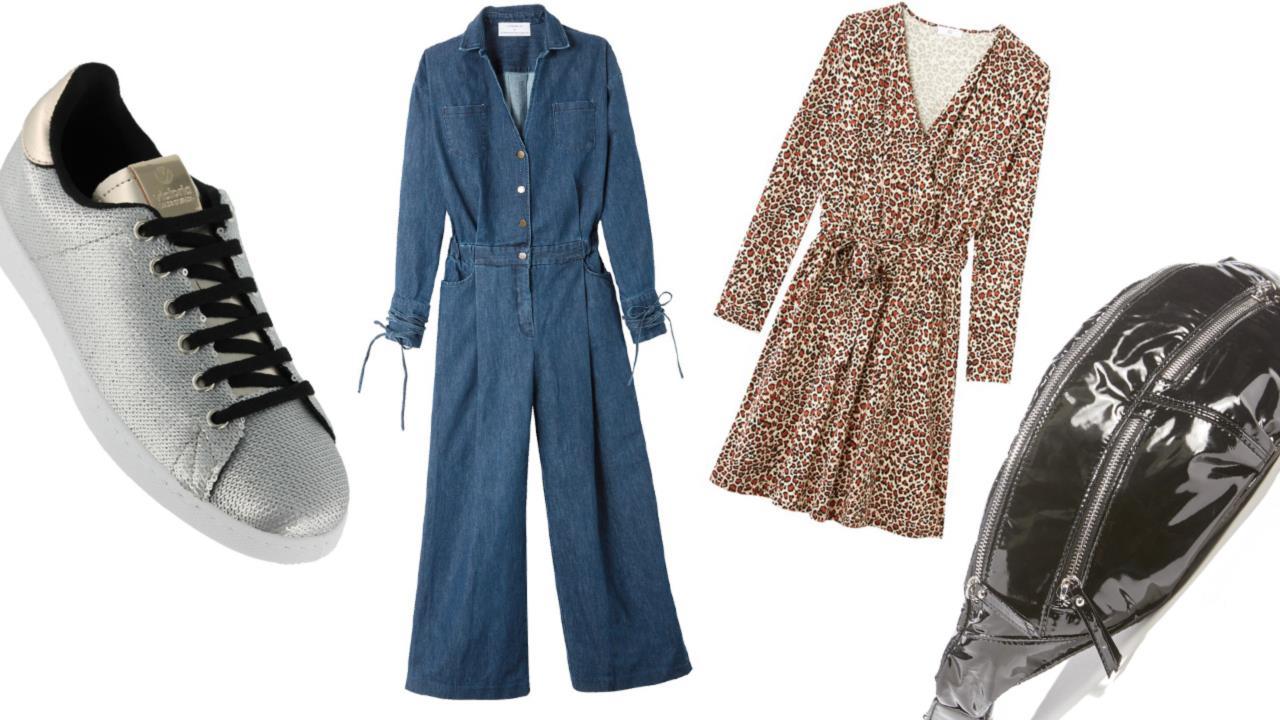 Zara y el print de leopardo conquistarán tus looks de otoño