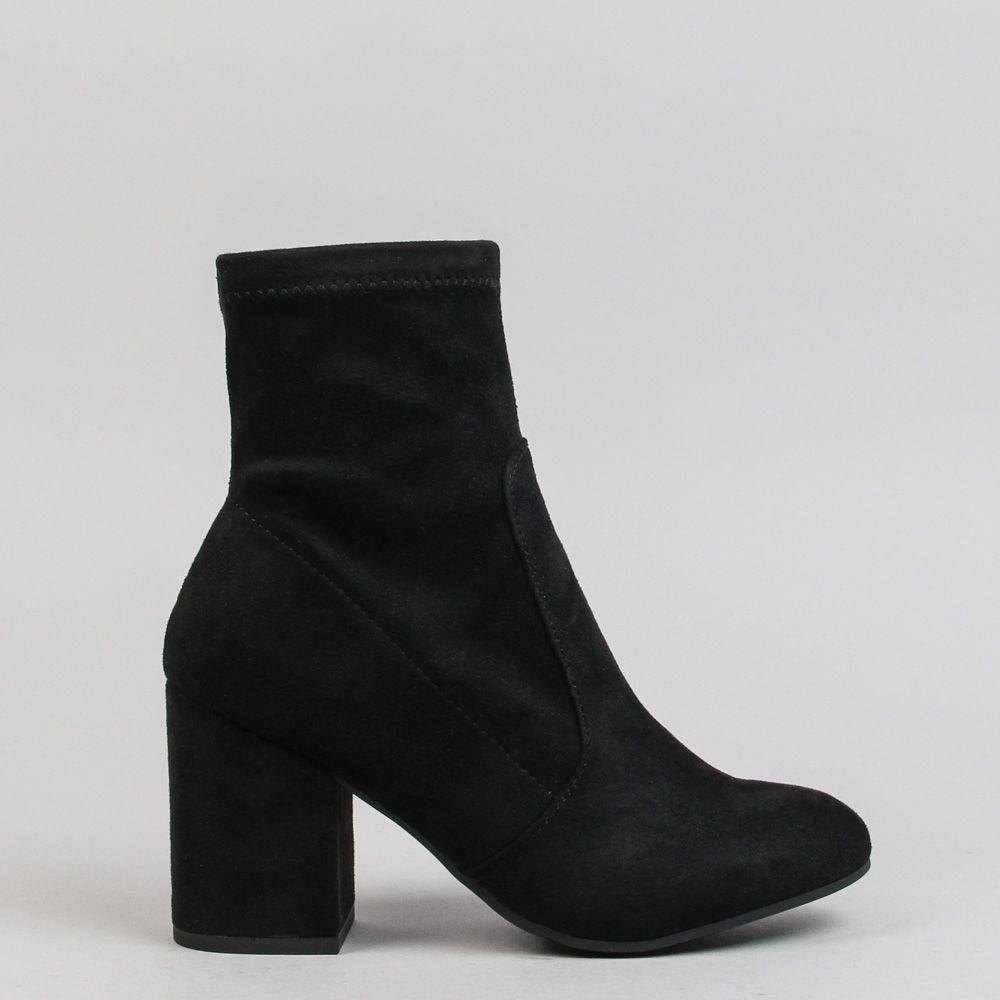 booties-woman-jeffrey-ulanka.  Sock ankle boots
