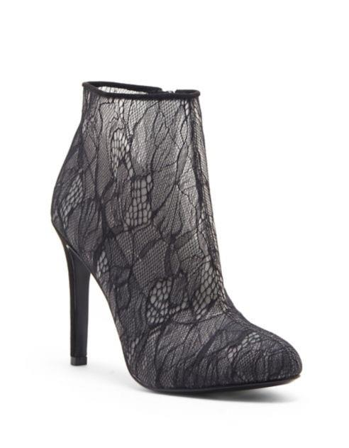 booties-woman-jessica-simpson.  Lace ankle boots