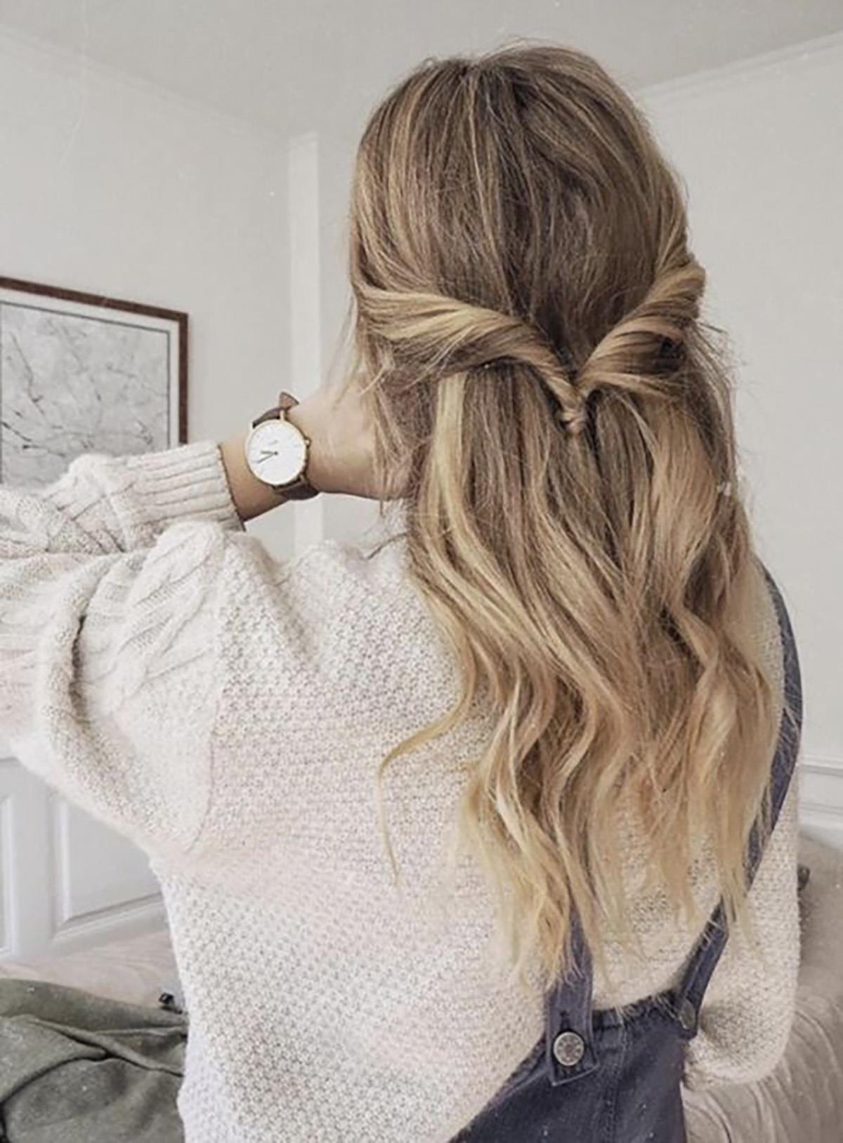 Encantador peinados con ondas Fotos de tendencias de color de pelo - Peinados con ondas: 10 estilos y cómo hacerlos paso a paso