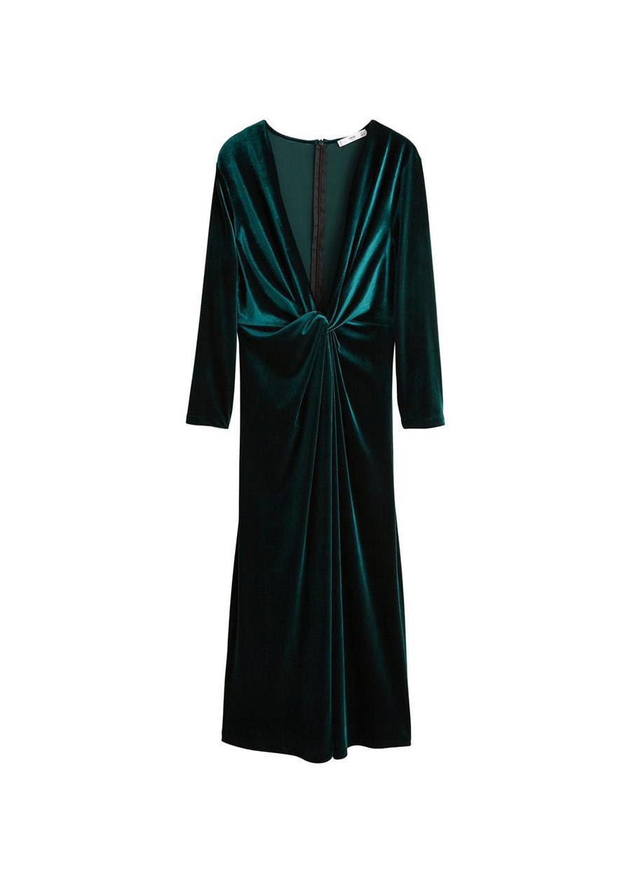 bbdfc89a8be Vestido de nochevieja terciopelo. Vestidos de Nochevieja de terciopelo