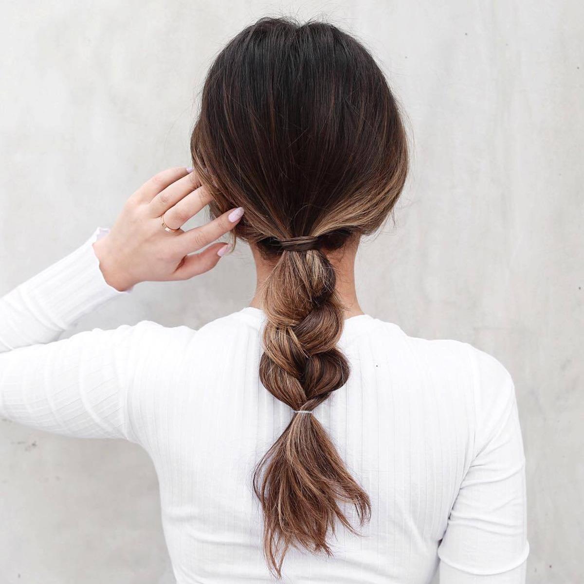 Imagenes de peinados recogidos con ondas