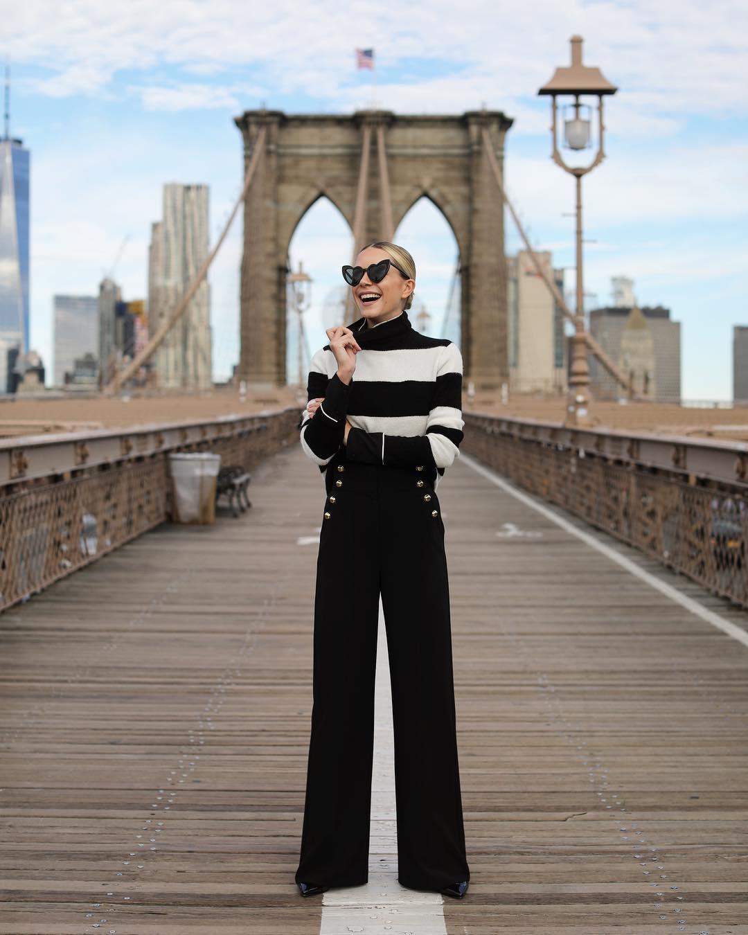 blairdeebee-pantalones-palazzo-tendencia-otoño. Pantalones palazzo d43605e05536
