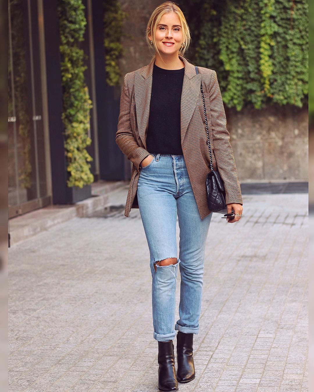 Los pantalones de mujer que mejor sientan ¡están de moda! - InStyle 8758bae6041d