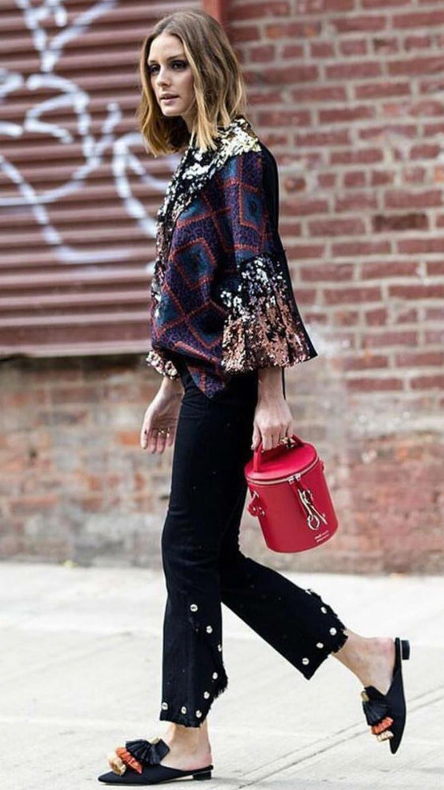 Los looks de Zara de Olivia Palermo InStyle