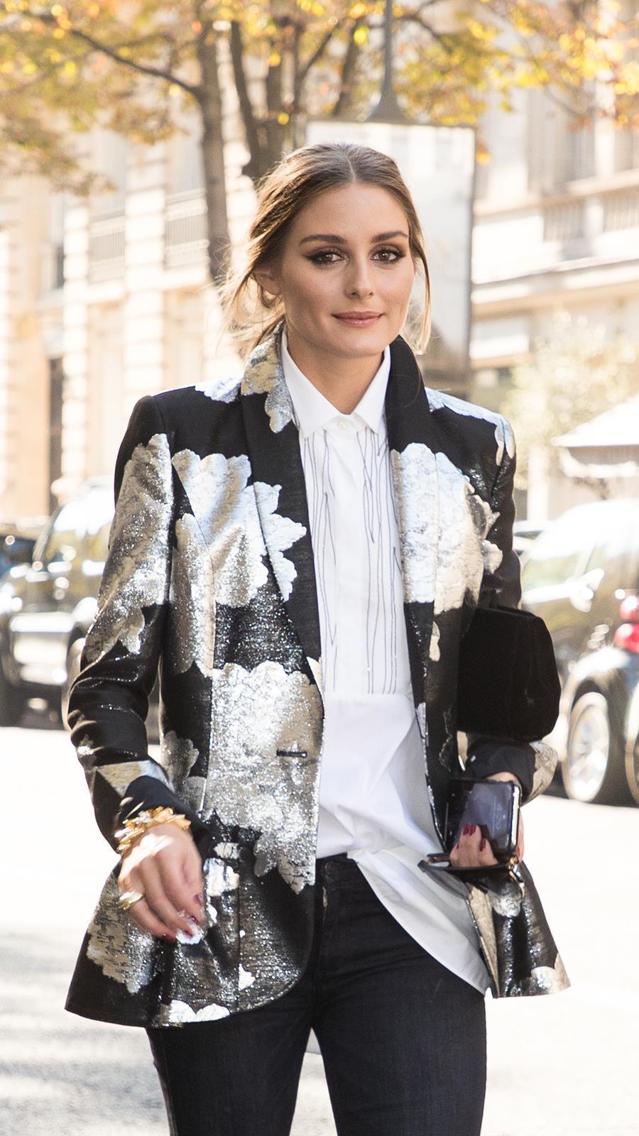 Los looks de Zara de Olivia Palermo - InStyle 811072202cb