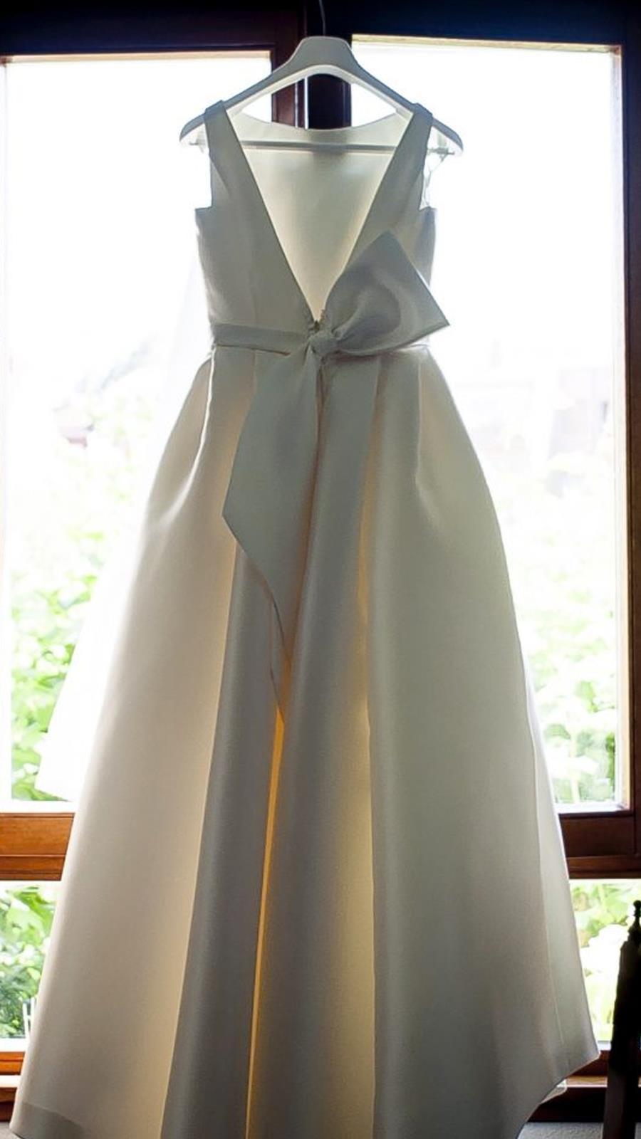 Donde comprar vestido novia madrid