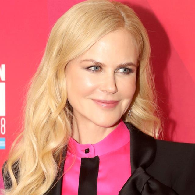 Nicole Kidman dice que estar con Tom Cruise la protegió del acoso sexual