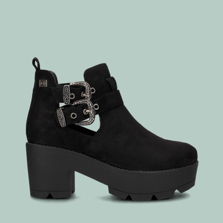 f93059723 20 botines con tacón (cómodo) de moda otoño-invierno 2018 19 - InStyle