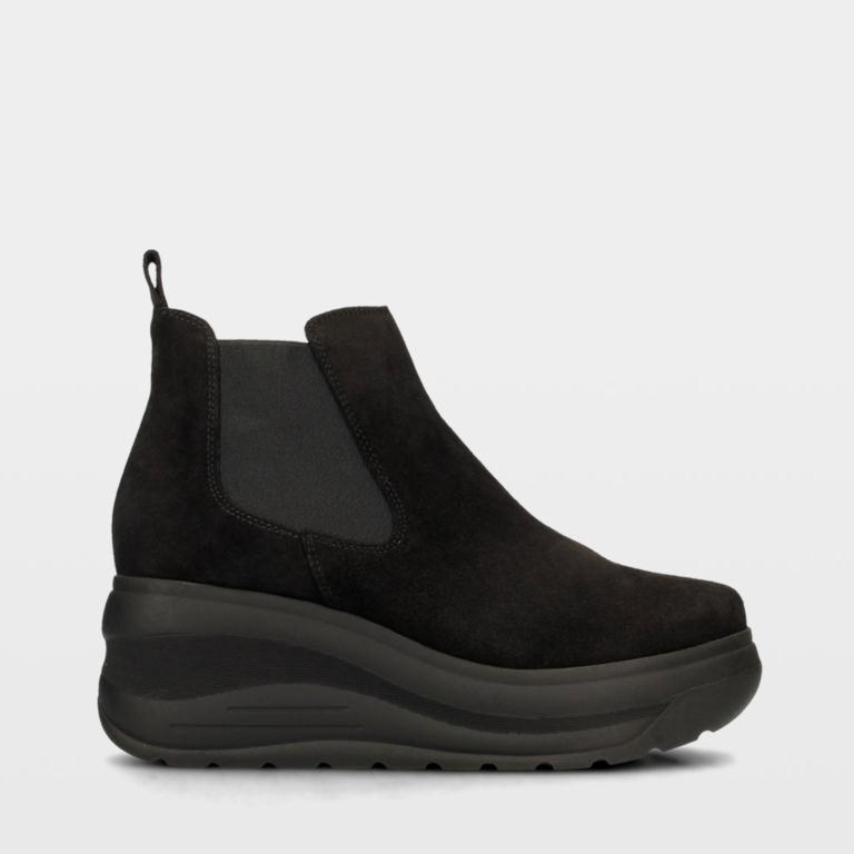 precio competitivo 39832 f84f8 20 botines plataforma cómodos y de moda invierno 2019 - InStyle