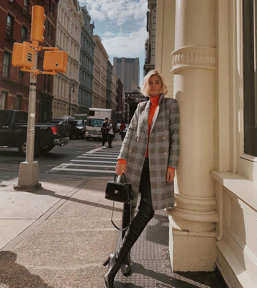Moda en abrigos 2018