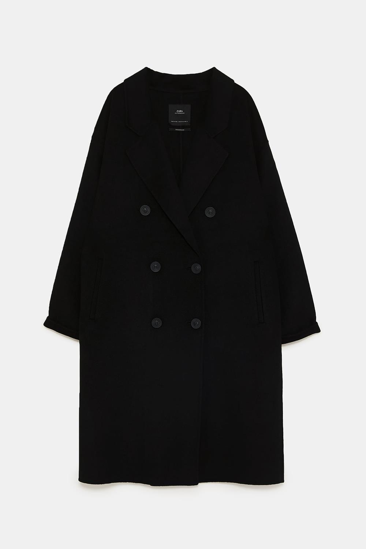 Abrigo vestido largo fiesta