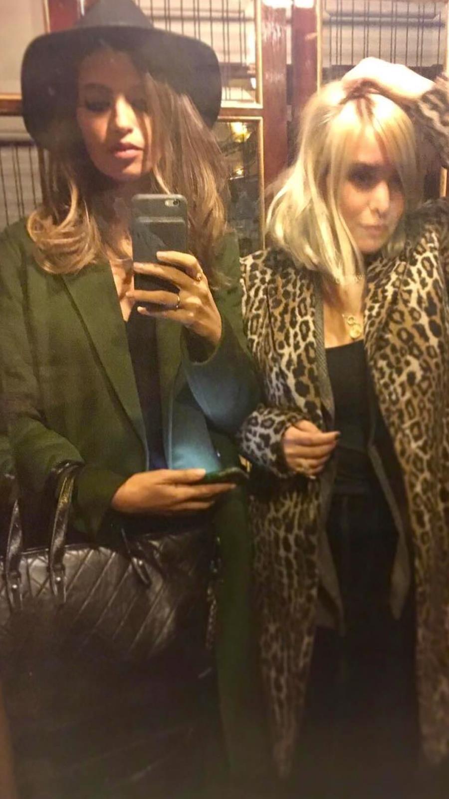 Sara Carbonero con abrigo Zara más bonito del invierno InStyle