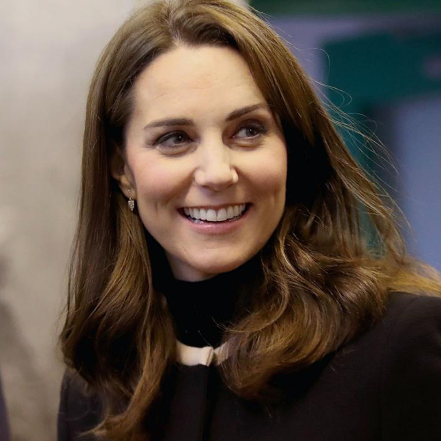 Kate Middleton se viste de James Bond antes de que llegue Halloween