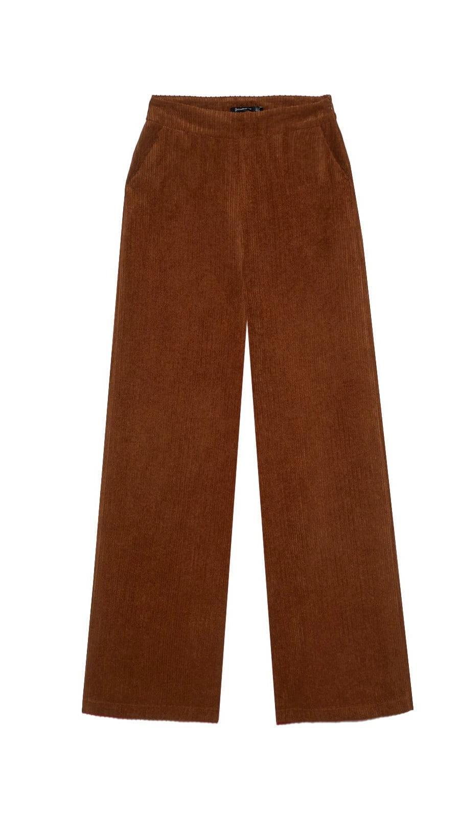 Pantalones Anchos Para Este Invierno