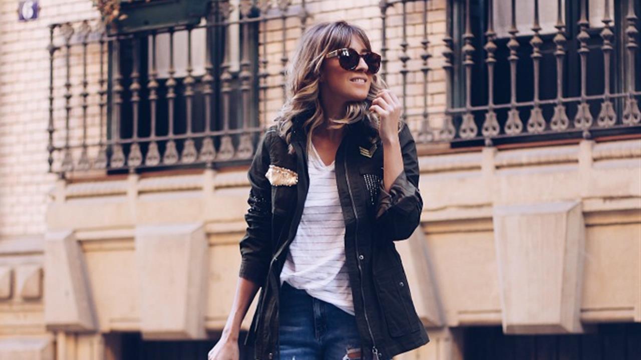 7d15c81a84a0 Parka verde mujer: 5 looks con el abrigo de invierno 2019, por 'Look ...