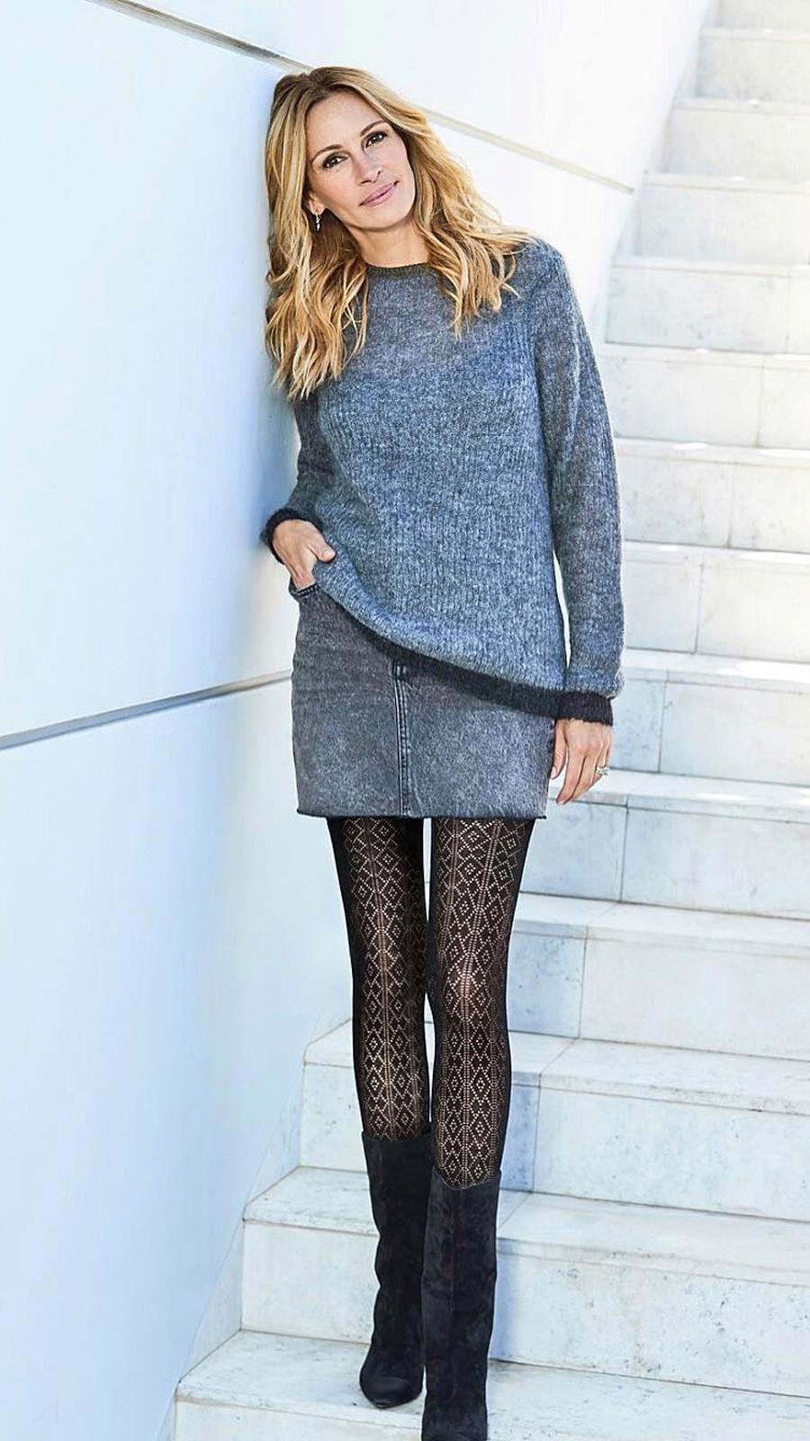 d3a5a6392 Minifaldas de otoño-invierno 2018-19  cómo llevarlas - InStyle