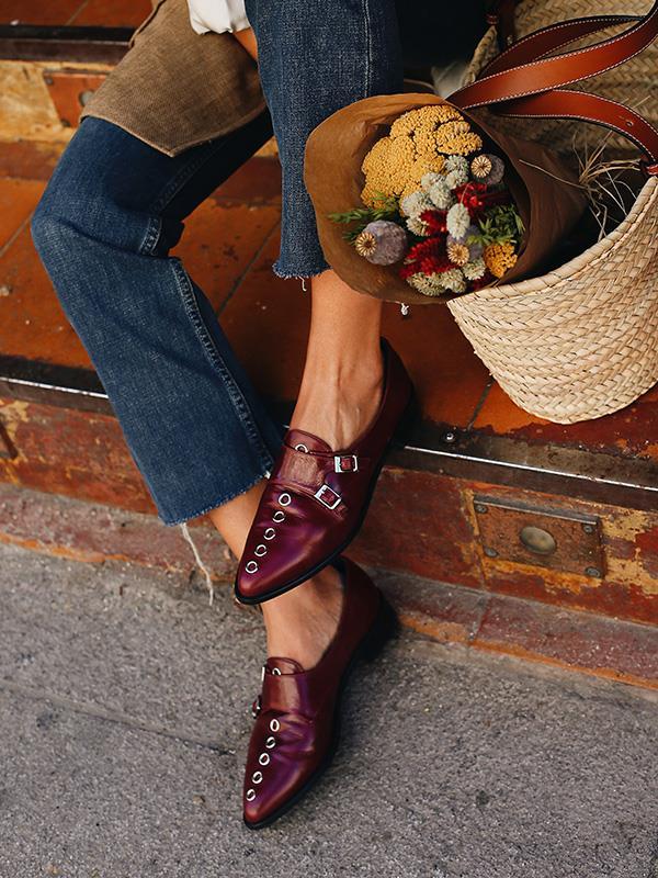 f4cca1b0 Ni todos los estampados del invierno son cuadros escoceses, ni todo el  calzado son botas y botines. Y para muestra, este 'shopping' cargado de  flechazos que ...