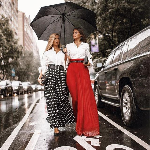 1a3ece63168bb Ideas para combinar la camisa blanca como las españolas que más saben de  moda