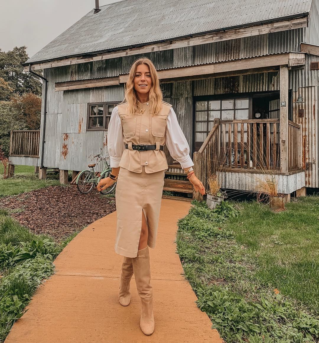 Botas y botines mujer vistas en Instagram: las más de moda