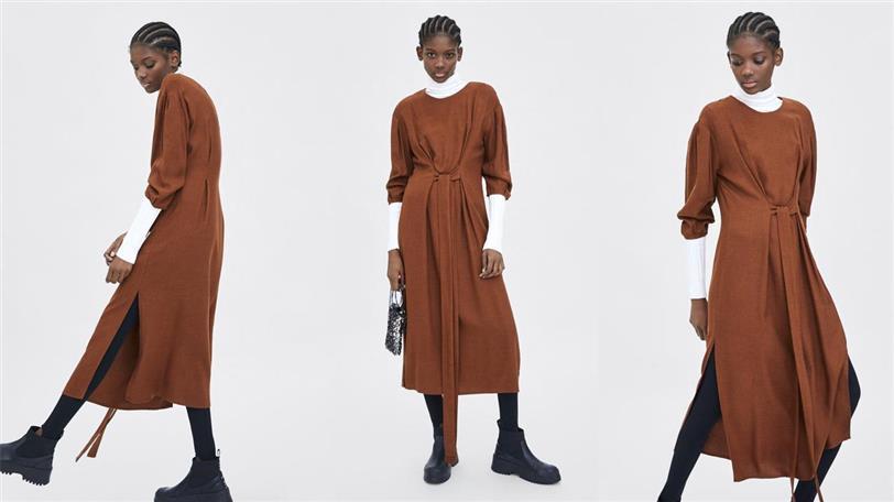 2fb6225f9 El vestido de Zara que se ha agotado en 3 países a la vez - InStyle