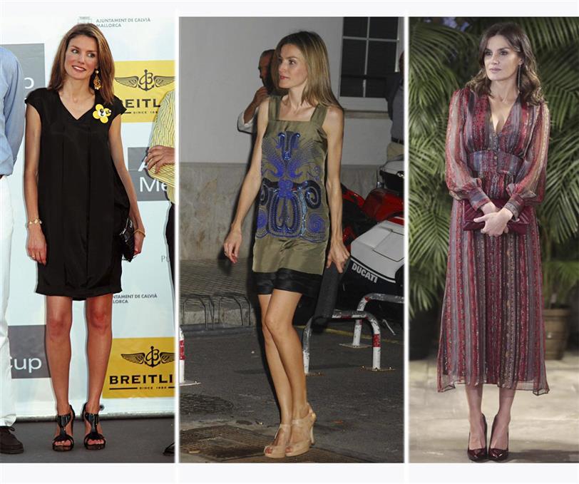 la mejor moda fecha de lanzamiento: precio justo Letizia Ortiz convierte en superventas la ropa barata y ...