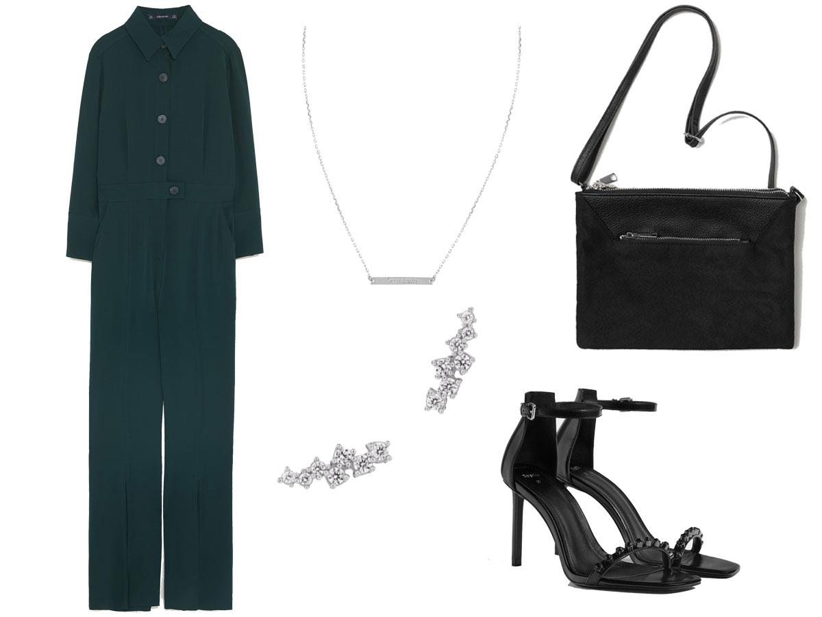 looks-de-fiesta-mono-largo. Look de fiesta: Mono largo