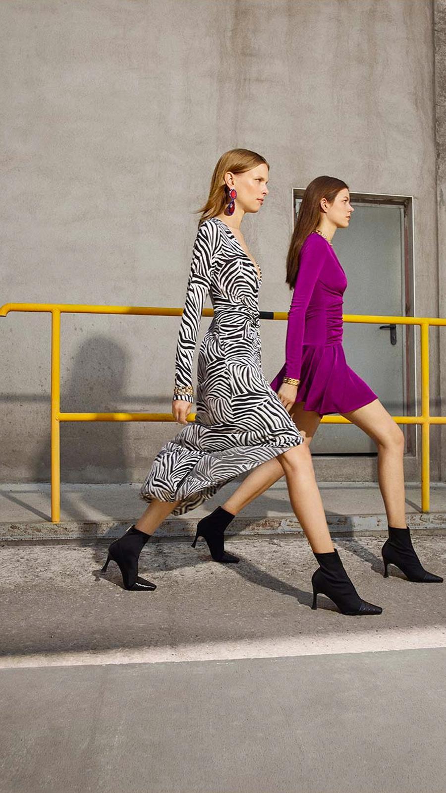d86c185aeeee7 Vestidos de moda baratos del invierno 2019  los 11 modelos más ...