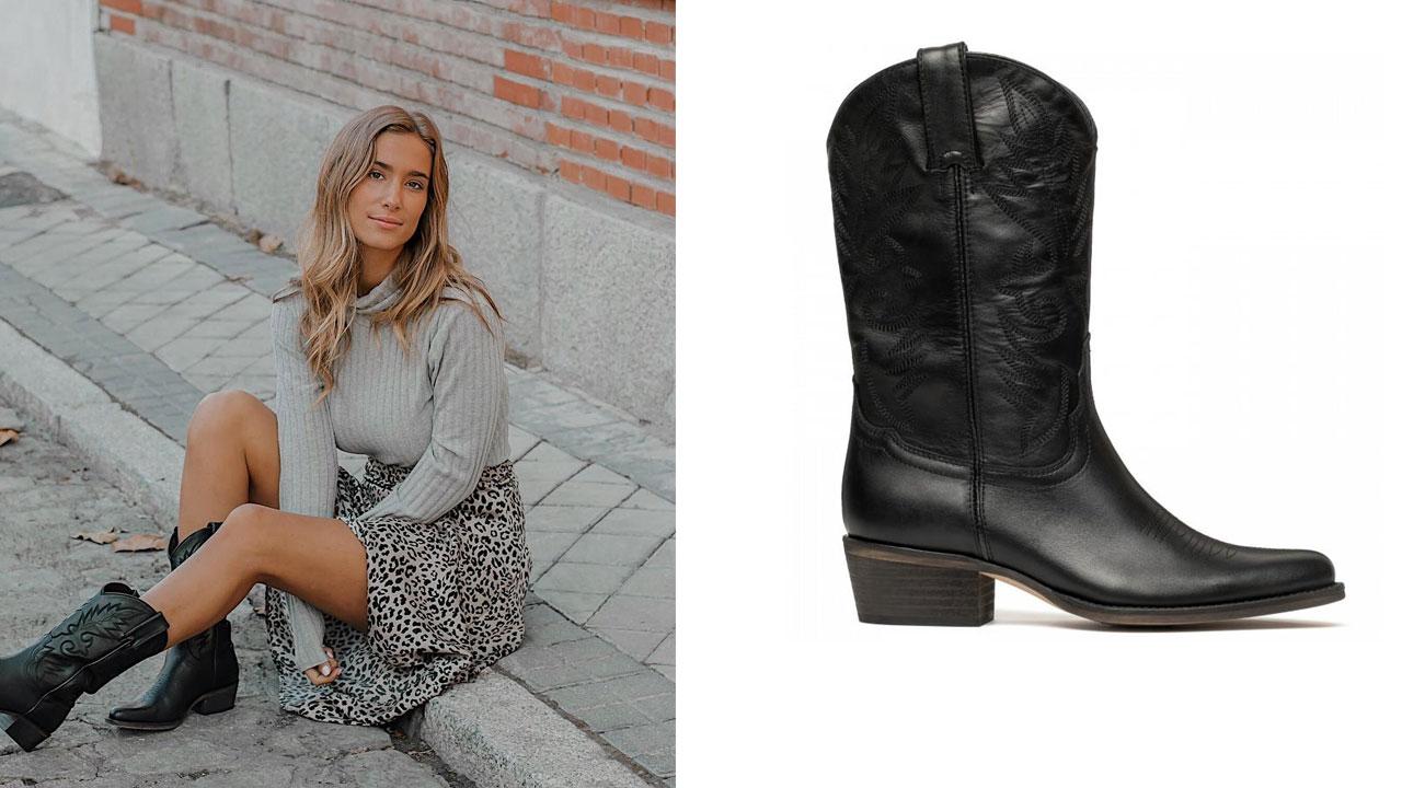 7dca4831536 Botas y botines mujer vistas en Instagram: las más de moda del 2019 -  InStyle