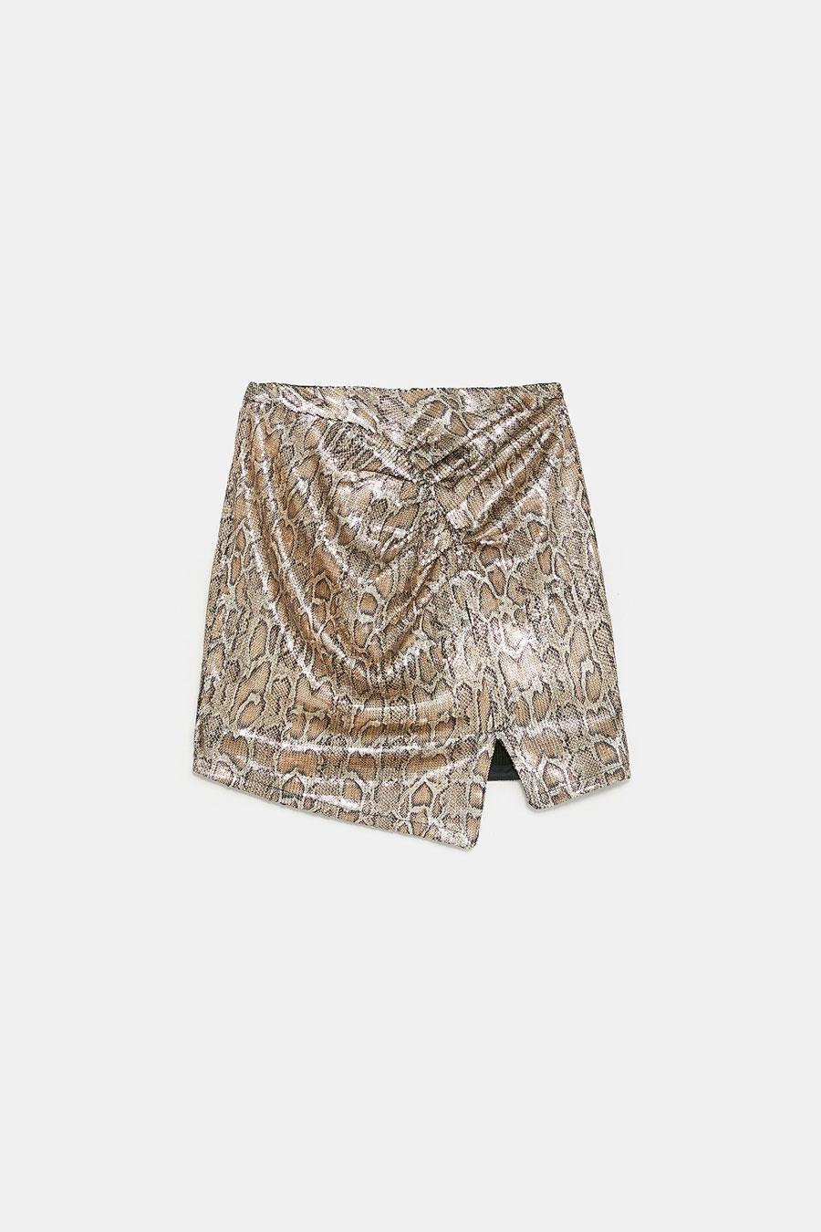 comprar original 2019 real nuevo concepto Faldas de lentejuelas Zara: la prenda para TODOS tus looks ...