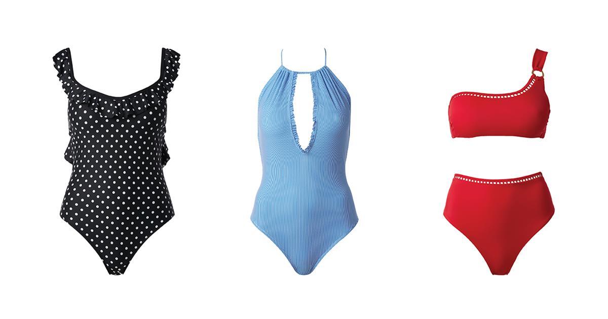 5c7a438b9 Bañadores y bikinis verano 2019  las tendencias de Calzedonia - InStyle