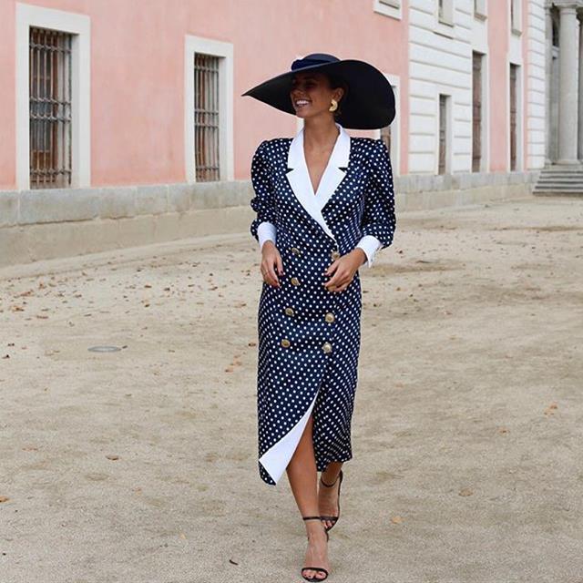 57a051e237ed3 El vestido como el de Kate Middleton y Sarah Jessica Parker que llevarás de  invitada a