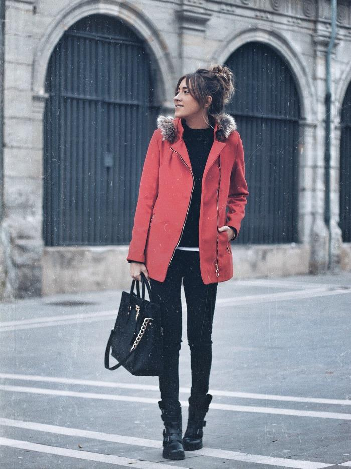 Looks Con Botas Militares De Mujer 2019 Por Look And Chic