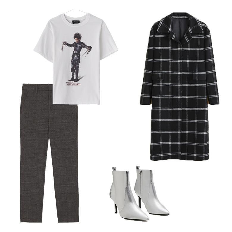 935428a6517f Cómo combinar ropa para parecer más delgada - InStyle