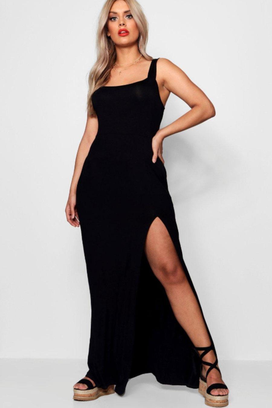Vestidos De Fiesta Tallas Grandes Para Tus Noches De Moda 2018 19