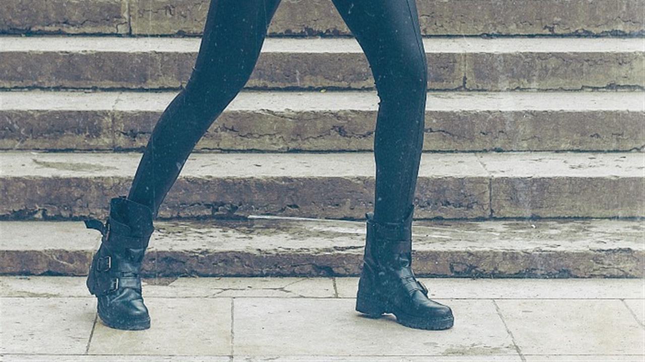 f724f9ea81 Looks con botas militares de mujer 2019