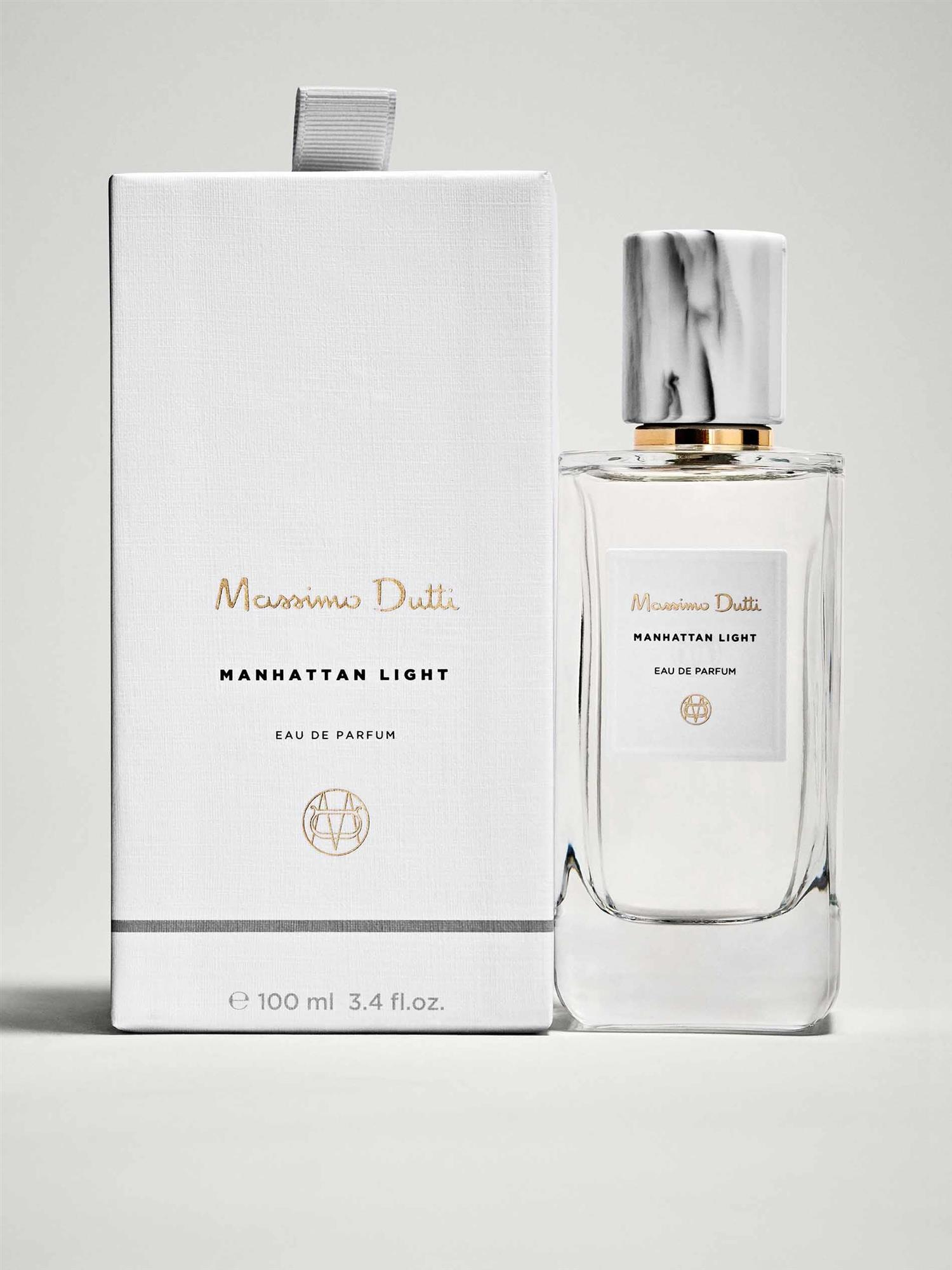 Massimo Dutti manhattan light perfume. Perfume Manhattan Light, de Massimo Dutti