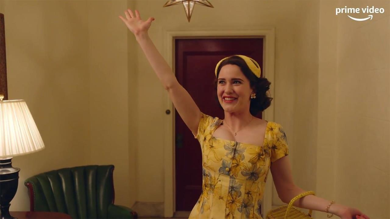 THE MARVELOUS MRS. MAISEL (T2)
