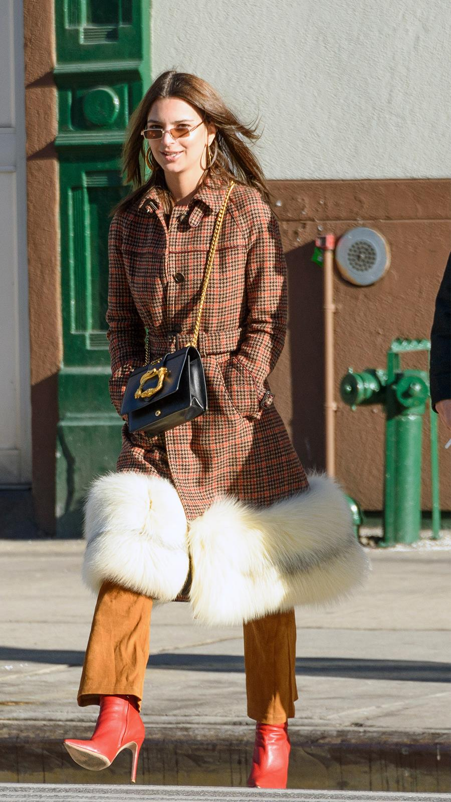 Invierno De Están Que Mujer Abrigos 10 Moda Este Cuadros Instyle Uxfcqg