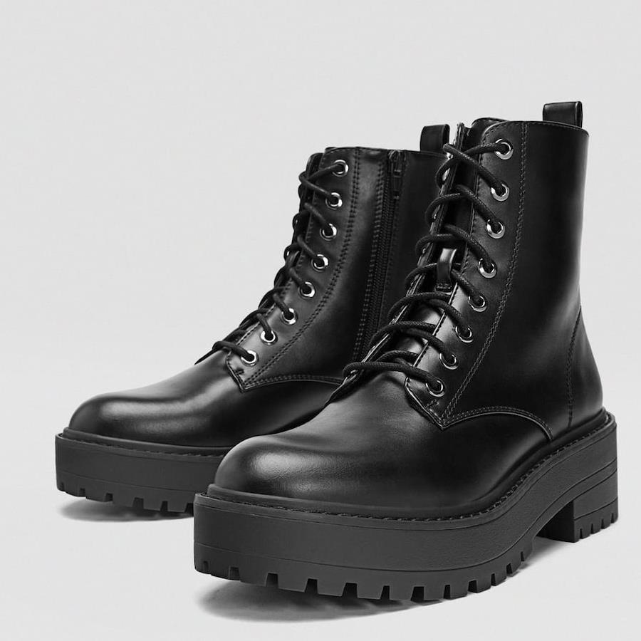 venta de bajo precio nueva colección venta usa en línea Botas militares mujer baratas: las llevan las famosas y tú puedes ...