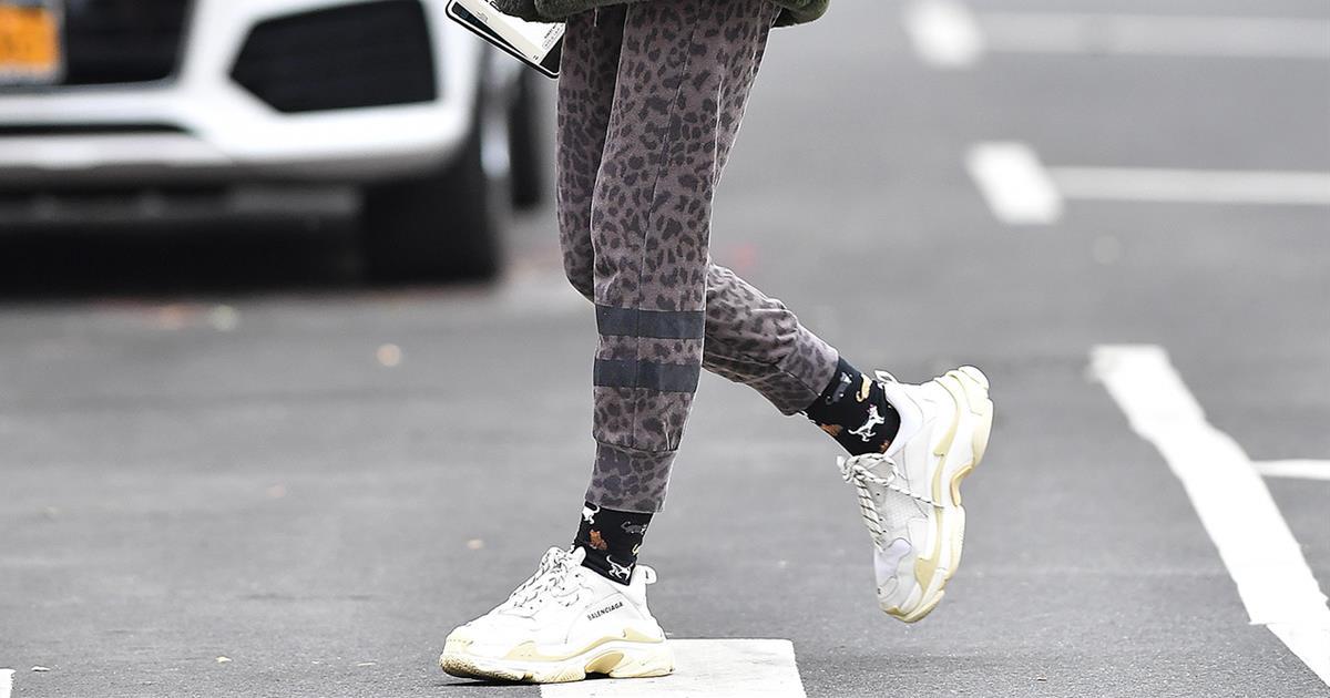 Zapatillas De Moda Las Zapatillas Que Llevan Las Famosas