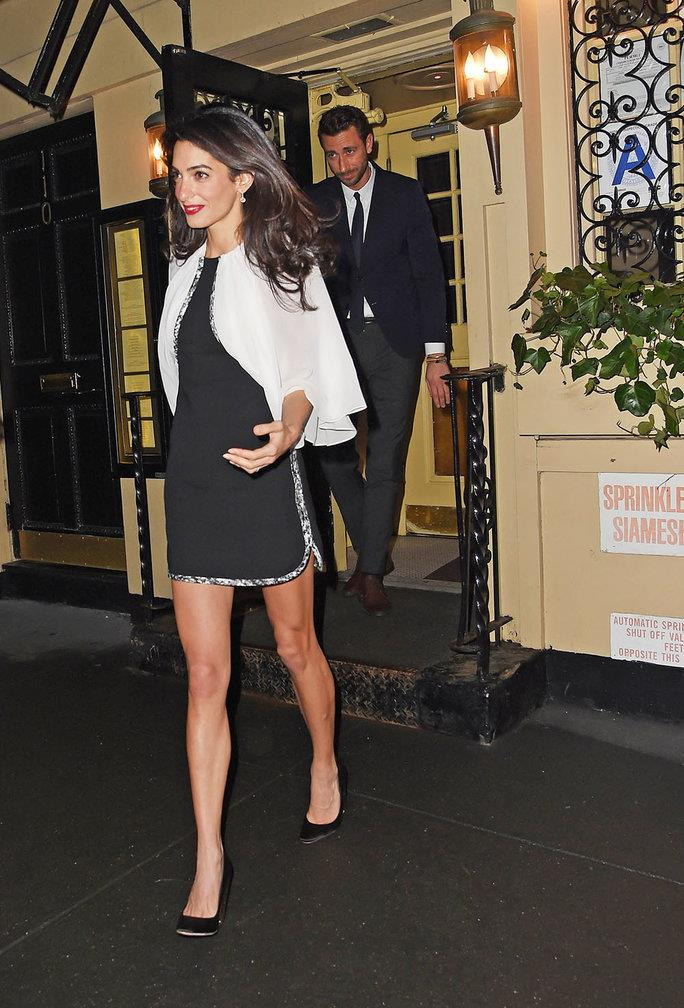 040615-amal-clooney-slide 0. Dress code: semiformal