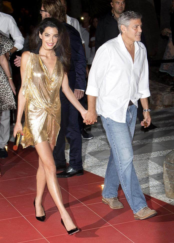 082415-george-and-amal-clooney-at-casamigos-tequila-spain-launch-lead 0. Dress code: fiestas de Navidad
