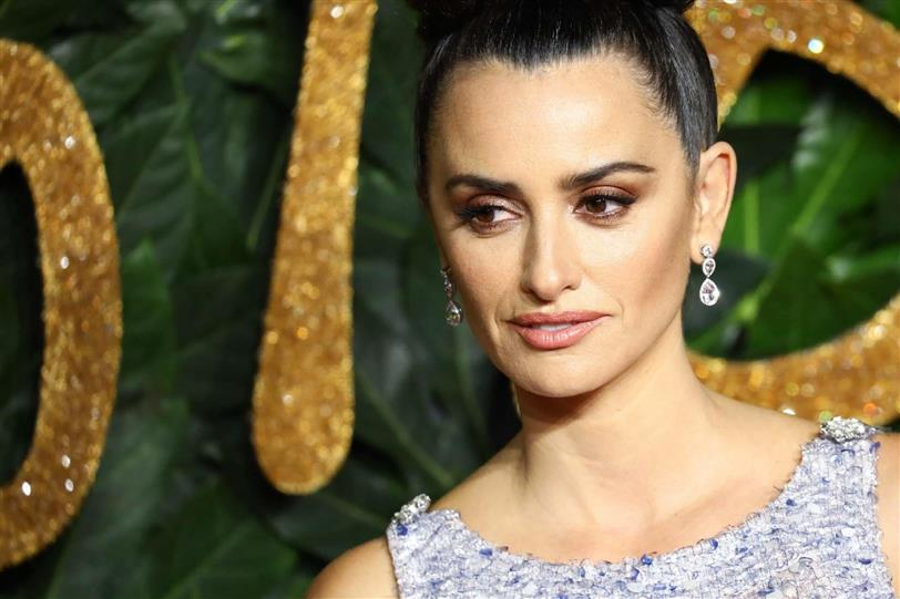 Penélope Cruz en los British Fashion Awards 2018